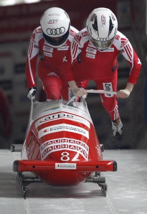 Россияне стали чемпионами мира по бобслею!