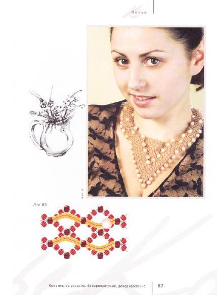 bead jewelry tutorial