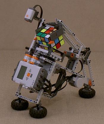 собрать кубик рубика схема