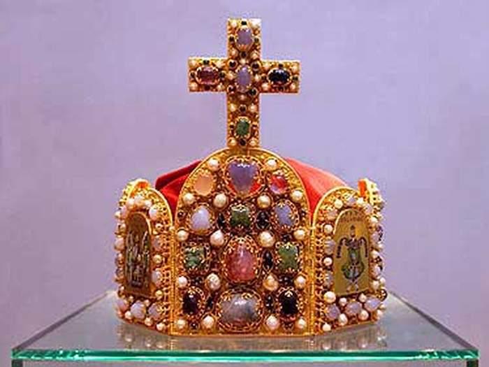 Корона священной римской империи том монет россии