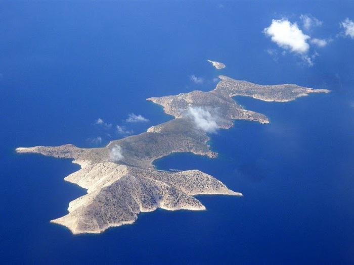 Остров Санторини – вулканическая красота. 86946