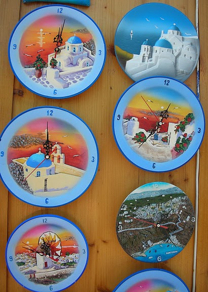 Остров Санторини – вулканическая красота. 81854