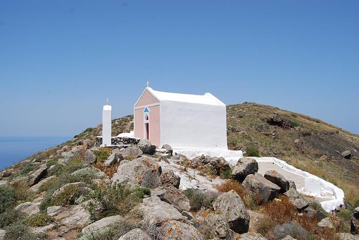 Остров Санторини – вулканическая красота. 73851