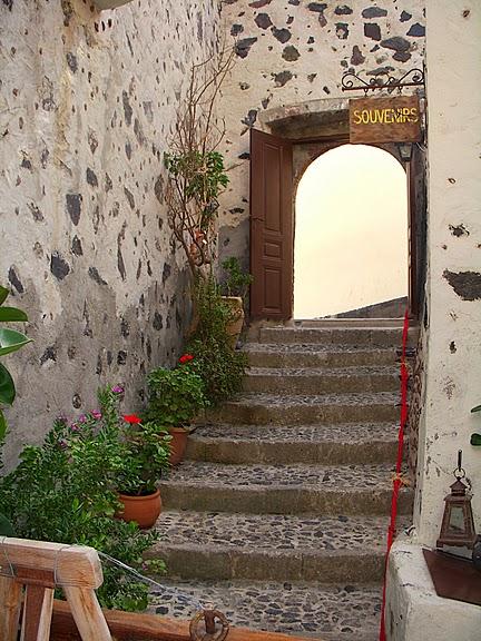 Остров Санторини – вулканическая красота. 79345