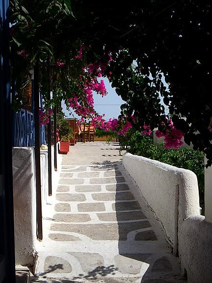 Остров Санторини – вулканическая красота. 95994