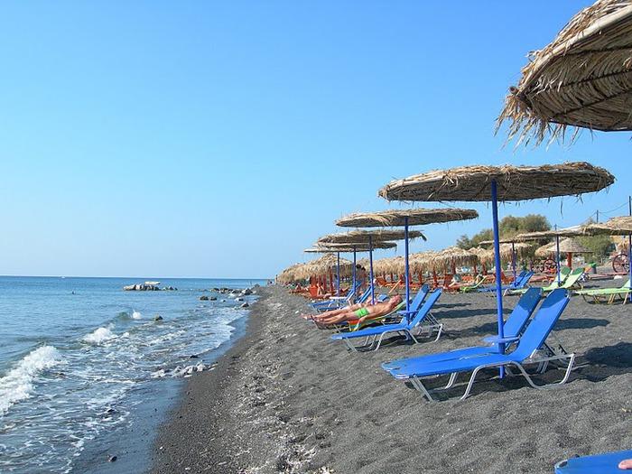 Остров Санторини – вулканическая красота. 35936