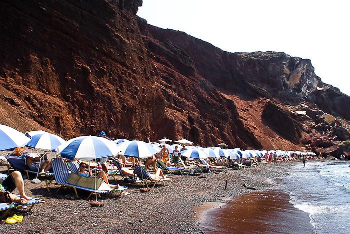 Остров Санторини – вулканическая красота. 61554