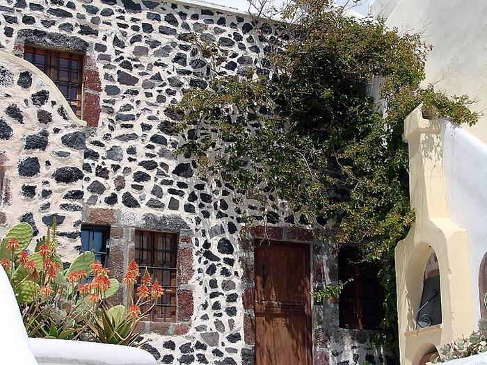 Остров Санторини – вулканическая красота. 17786