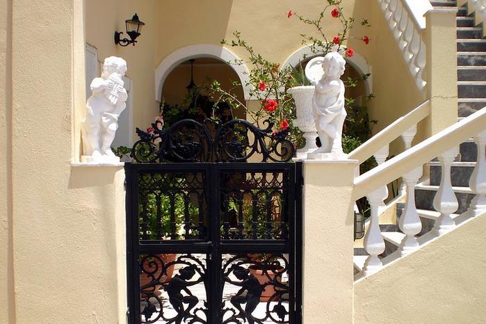 Остров Санторини – вулканическая красота. 27747