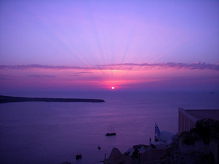 Остров Санторини – вулканическая красота. 40420
