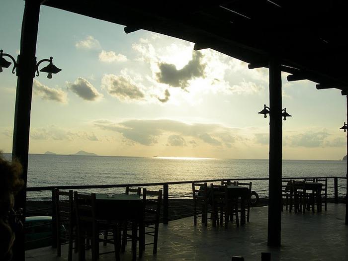 Остров Санторини – вулканическая красота. 81503