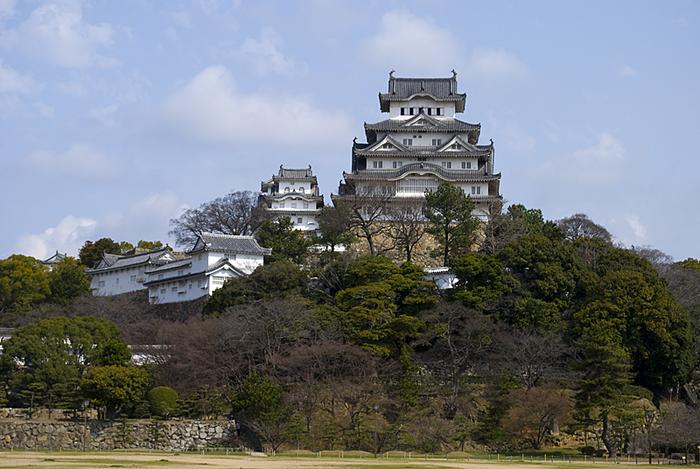 Замок Химедзи - Himeji Castle 33526