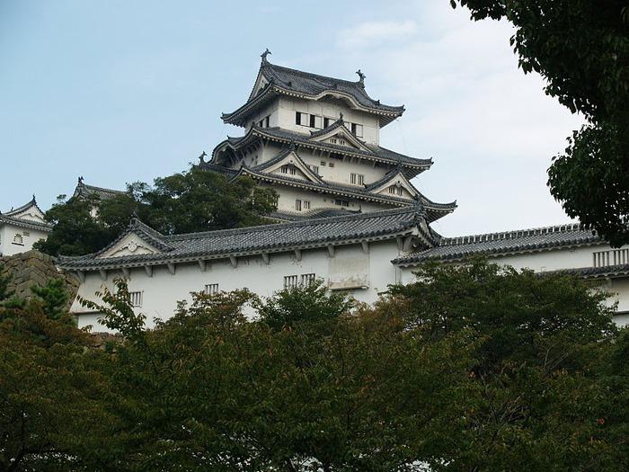 Замок Химедзи - Himeji Castle 23123