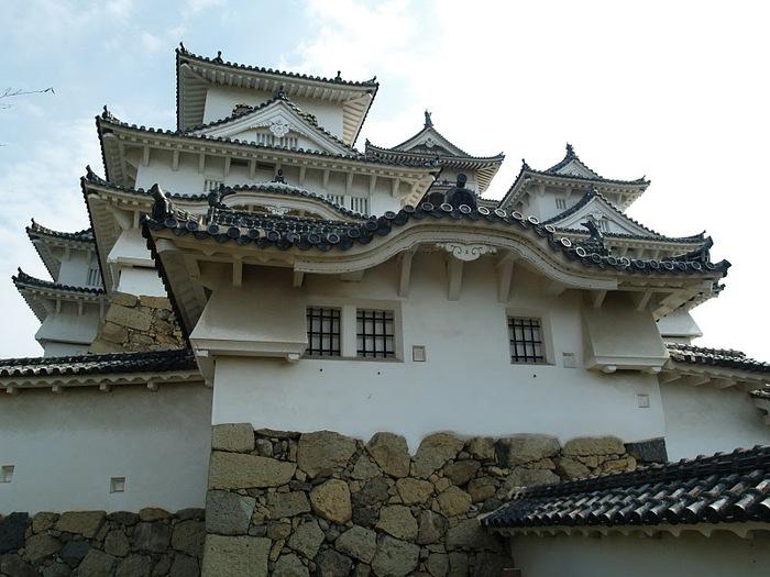 Замок Химедзи - Himeji Castle 16030
