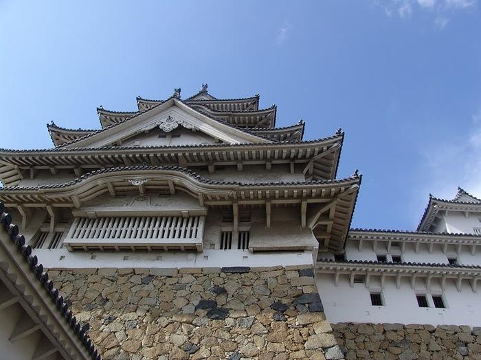 Замок Химедзи - Himeji Castle 44518