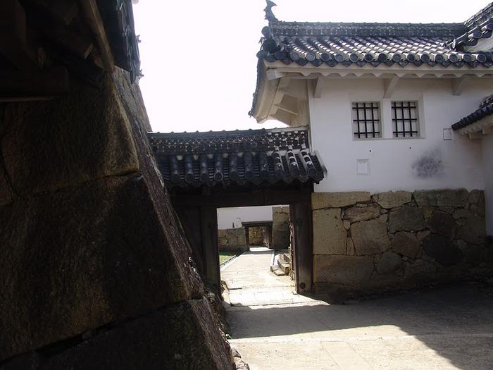 Замок Химедзи - Himeji Castle 53149