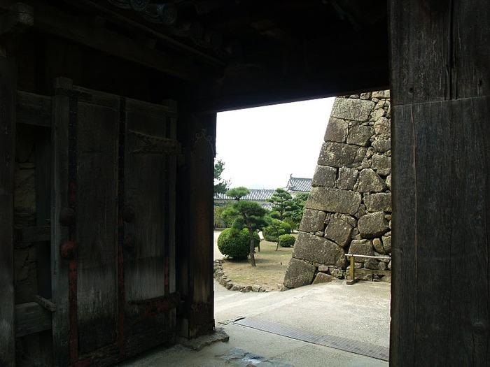 Замок Химедзи - Himeji Castle 21546