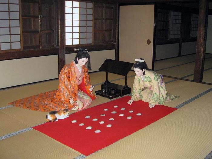 Замок Химедзи - Himeji Castle 10866