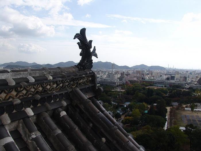 Замок Химедзи - Himeji Castle 66236