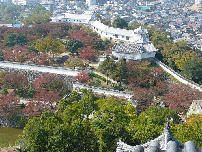 Замок Химедзи - Himeji Castle 18185