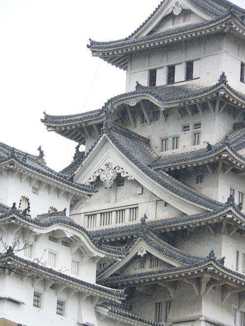 Замок Химедзи - Himeji Castle 12496