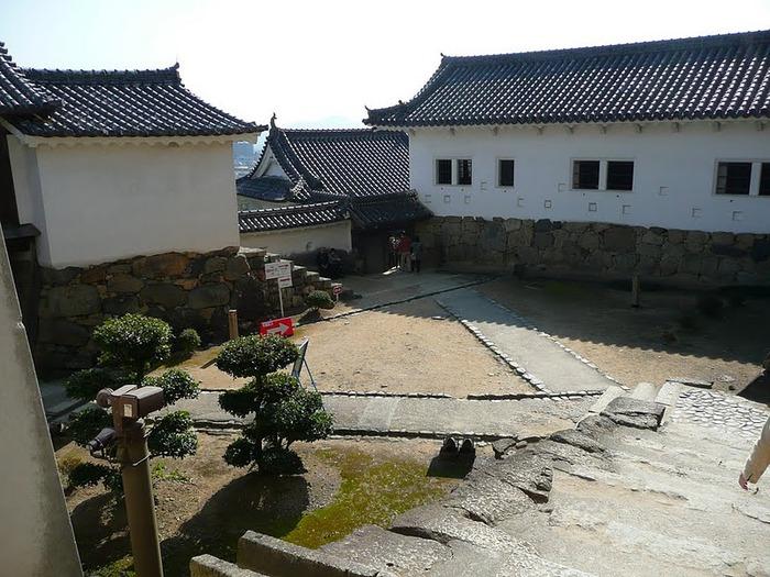 Замок Химедзи - Himeji Castle 35194