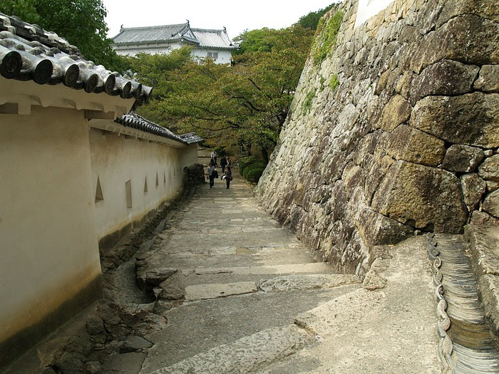Замок Химедзи - Himeji Castle 88241