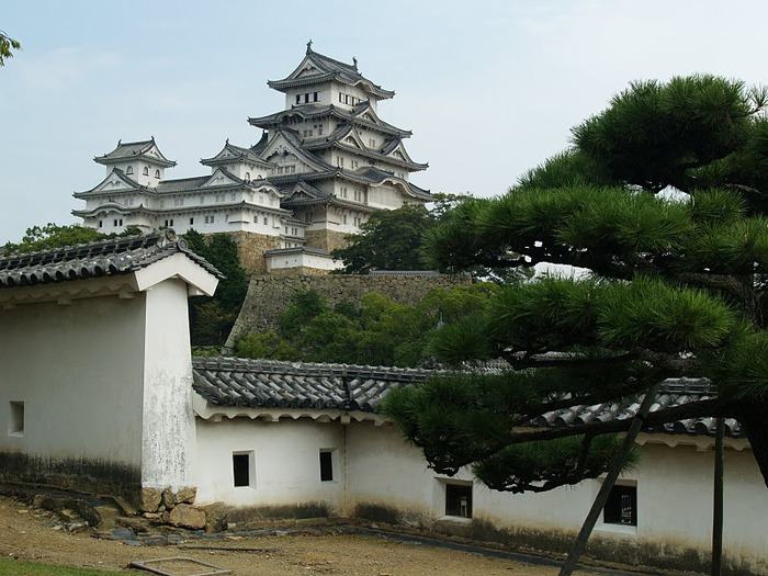 Замок Химедзи - Himeji Castle 41915