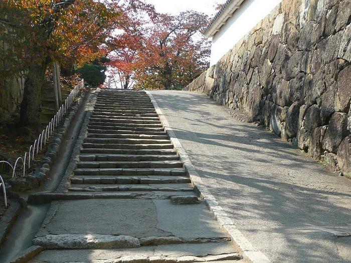 Замок Химедзи - Himeji Castle 40166