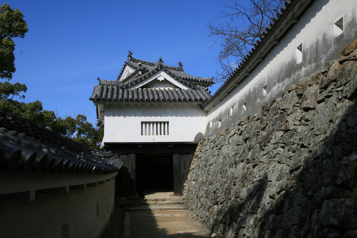 Замок Химедзи - Himeji Castle 60044
