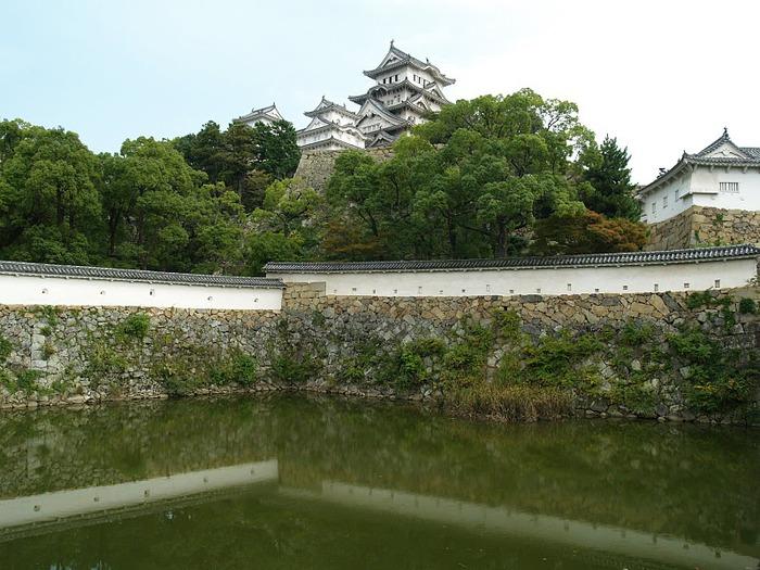 Замок Химедзи - Himeji Castle 64081