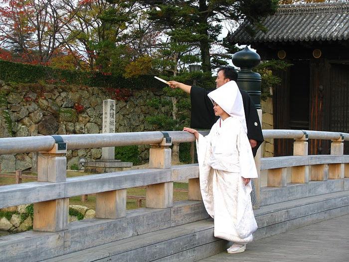 Замок Химедзи - Himeji Castle 22729