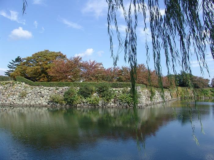 Замок Химедзи - Himeji Castle 10486