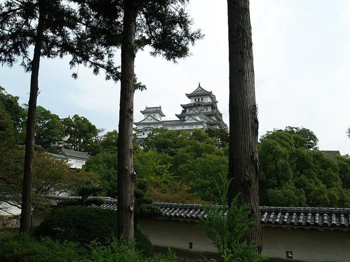 Замок Химедзи - Himeji Castle 29747