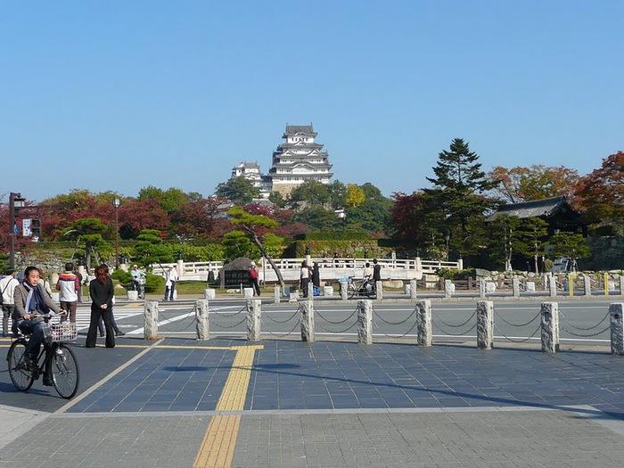 Замок Химедзи - Himeji Castle 55562