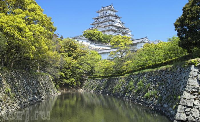 Замок Химедзи - Himeji Castle 67523