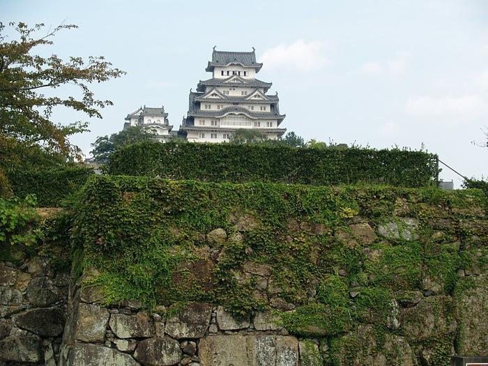 Замок Химедзи - Himeji Castle 78739