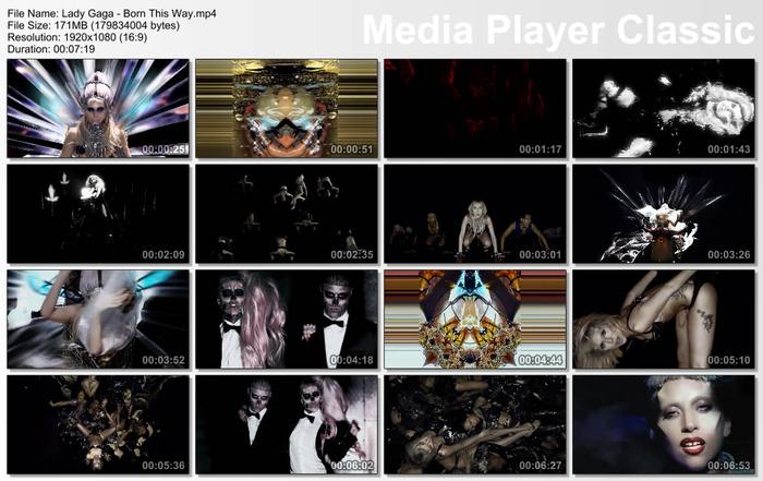 Lady GaGa - Born This Way - Скачать Песню mp3 и Скачать Клип- Download