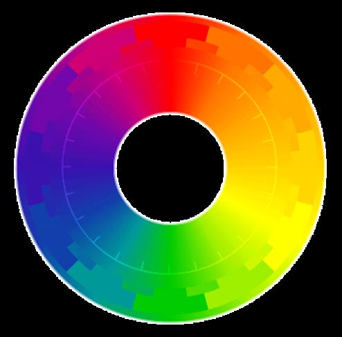 схем сочетания цветов «