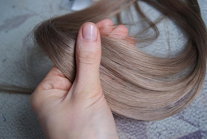 название цвета волос фото: