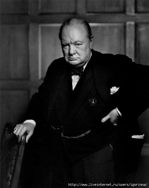 Уинстон Черчилль: факты и анекдоты из жизни политика и человека.