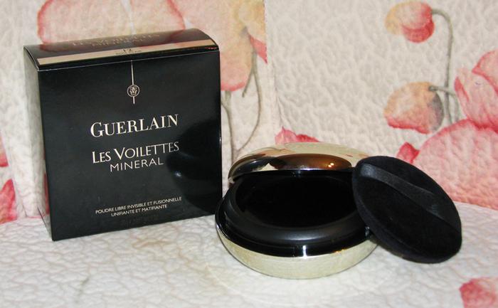 Guerlain Les Voilettes Mineral