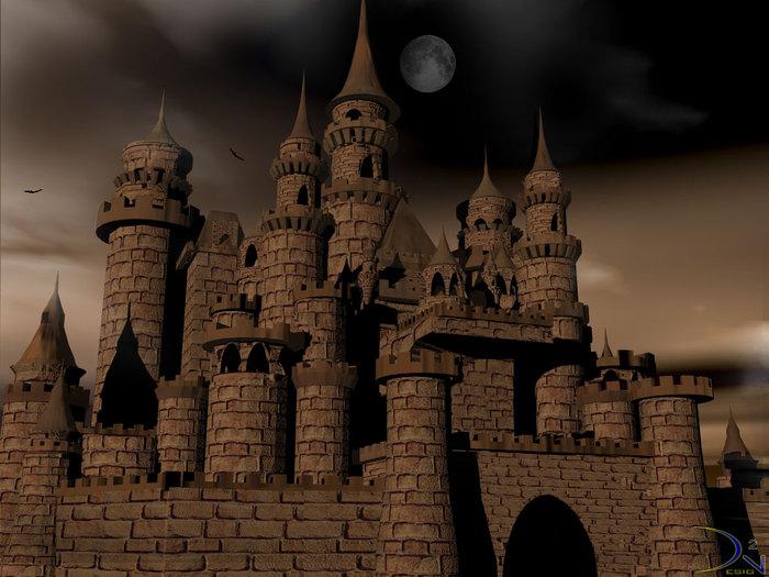 fascinating ancient castles …