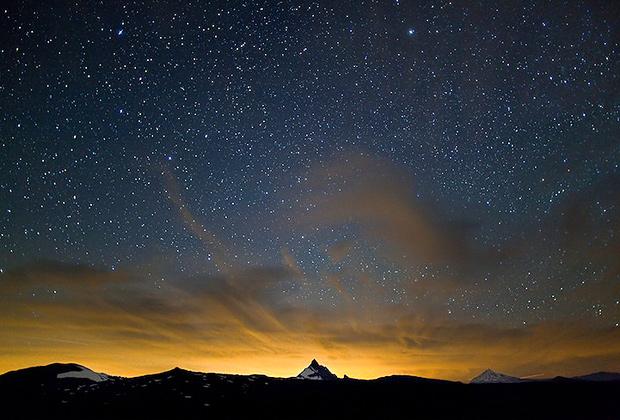 Фотографии звёздного неба