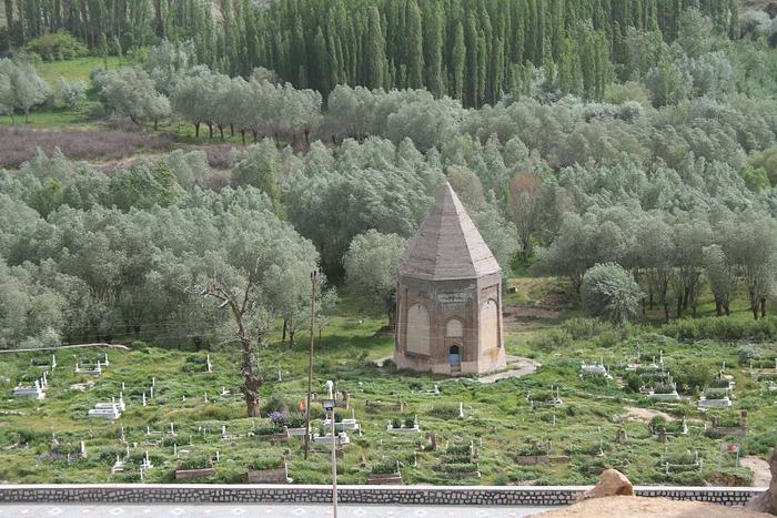 вырубленный в скалах - монастырь Селиме (Selime) 95850