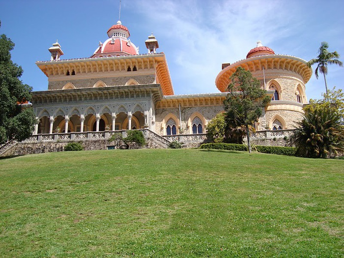 Парк и дворец Монсеррат - Palacio de Monserrate 63281