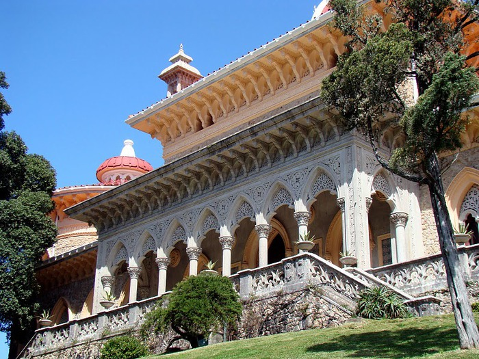 Парк и дворец Монсеррат - Palacio de Monserrate 22815