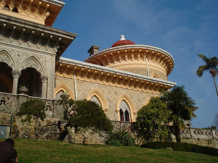 Парк и дворец Монсеррат - Palacio de Monserrate 72889