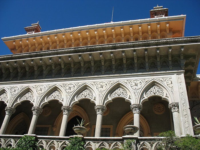 Парк и дворец Монсеррат - Palacio de Monserrate 72654