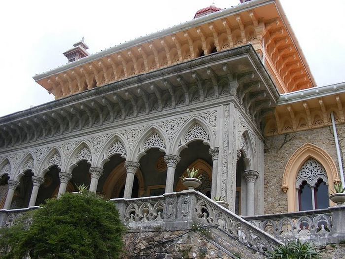 Парк и дворец Монсеррат - Palacio de Monserrate 56060